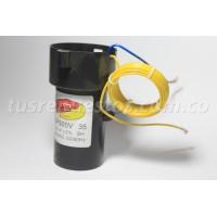Capacitor motor para Lavadora Digital