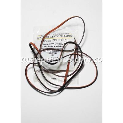 Correa para Secadora Whirlpool Ref. 661570V