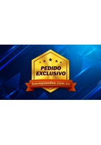 PEDIDO EXCLUSIVO 301478 Empaque ANTICIPO