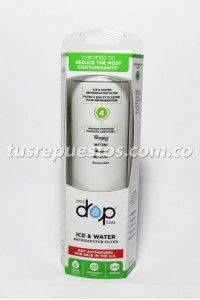 Filtro de agua para Nevera Kitchen Aid Ref - Numero 4 - W10790818