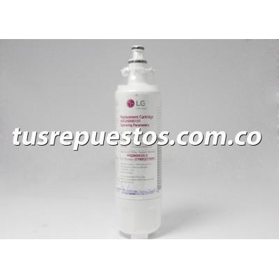 Filtro de agua para Nevera LG  Ref  LT700 -  ADQ36006101-S