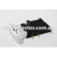 Switch Tapa para Lavadora Electrolux