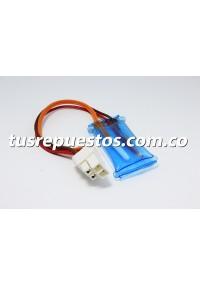 Sensor Temperatura para Nevera LG Ref 6615JB2005A