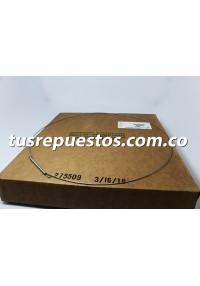 Abrazadera para diafragma Lavadora Whirlpool Ref W11032829