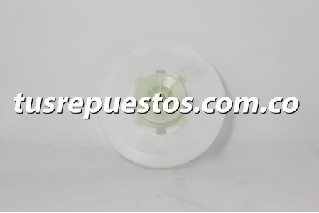Polea Plastica para Motor de Lavadora