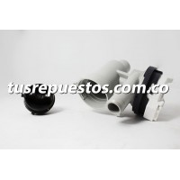Bomba para Lavadora inverter LG  Ref AHA75693501
