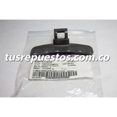 Manija o Picaporte Lavadora Samsung Ref DC64-01524C