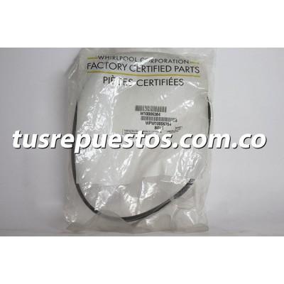 Correa para Lavadora Whirlpool Ref. WPW10006384