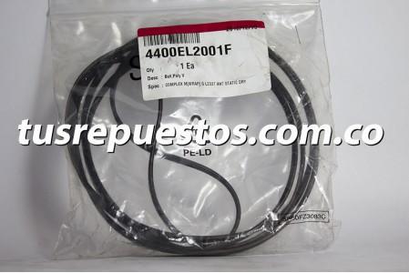 Correa para Secadora  LG Ref 4400EL2001F
