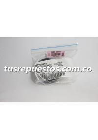 Sello tina para Lavadora de carga frontal Samsung Ref DC62-00008A