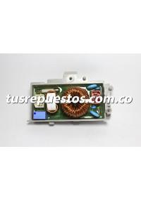 Tarjeta filter para Lavadora LG Ref EAM62492302