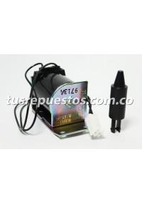 Magneto o solenoide dispensador para nevera general WR01F01784