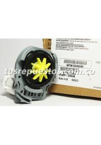 Motor Bomba para lavavajillas Whirpool o KitchenAid WPW10348269