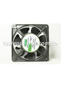 Motor ventilador Axial