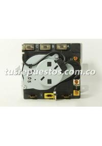 Timer o programador para secadora Centrales Ge Mabe 234D1296P017