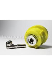 Válvula escape para olla de presión en acero Universal
