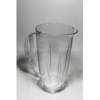 Vaso  plástico genérico para Licuadora Black and Decker