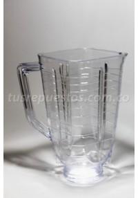 Vaso de plástico para licuadora oster