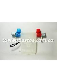 Válvula entrada de agua para Lavadora Whirlpool Ref  W11210461
