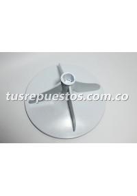 Agitador inferior para lavadora whirlpool brasilera Ref 326006286