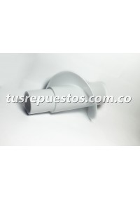 Agitador superior para lavadora whirlpool brasilera ref 326006721