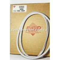 Empaque puerta secadora whirlpool Ref w10861521